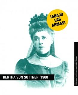 Ilustración Bertha Von Suttner