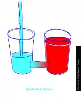 Ilustración Marcela Lagarde y de los Ríos